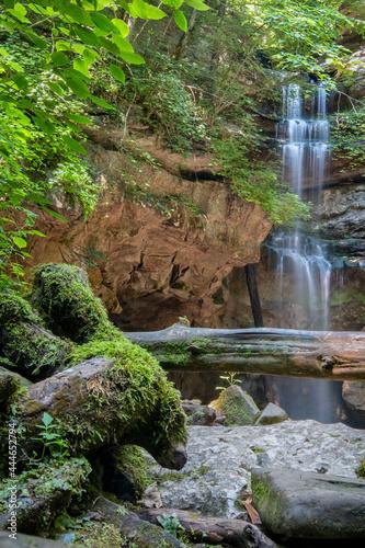 Lost Creek Falls, Lost Creek State Natural Area, Tennessee Fototapet
