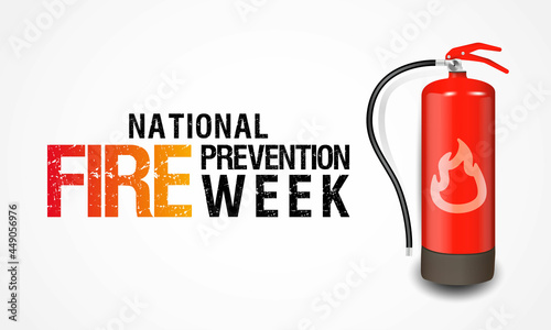 Photo National Fire Prevention Week is observed every year in October, to raise fire safety awareness, and help ensure our home and family is protected