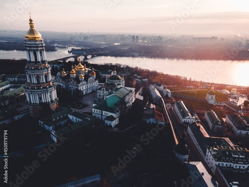 Fototapeta Kiev Pechersk Lavra (Kiev Monastery of the Caves) in Kyiv, Ukraine
