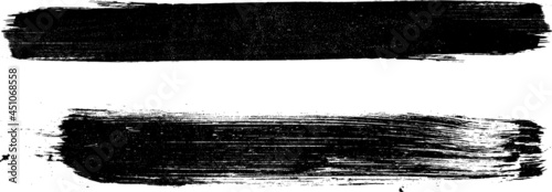 Fotografie, Obraz Grunge Paint stripe