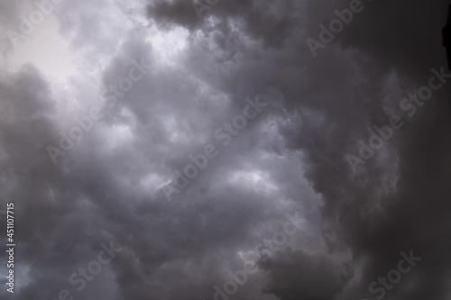 Fototapeta Ominous Storm Clouds-10