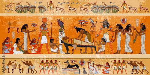 Obraz na plátně Ancient Egypt