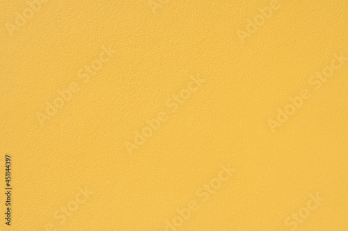 Leinwand Poster mustard color yellow cement flap surface