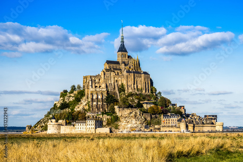 Fototapeta Mont Saint Michel