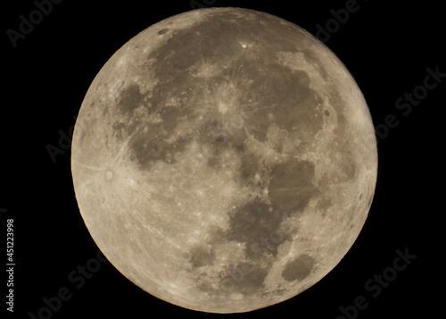 Fotografia moon