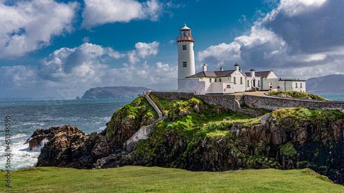 Fotografia ocean lighthouse