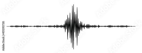 Fotografija earthquake background