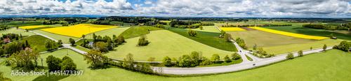 Foto nice field - landscape