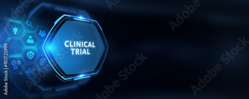 Obraz na plátně Business, Technology, Internet and network concept
