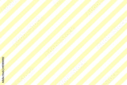 Obraz na płótnie 黄色のストライプ背景。斜めのシマシマ模様。