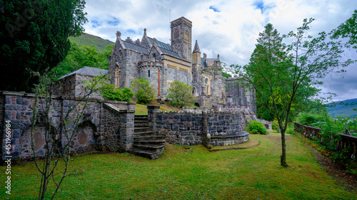 Valokuva St Conan's Kirk by Loch Awe in Argyll and Bute, Scotland
