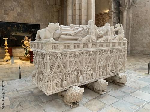 Stampa su Tela Monasterio Alcobaça - Portugal