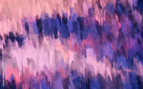 Fotografia, Obraz Watercolor Grunge Painting texture