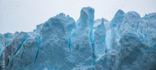 Stampa su Tela glaciar perito moreno