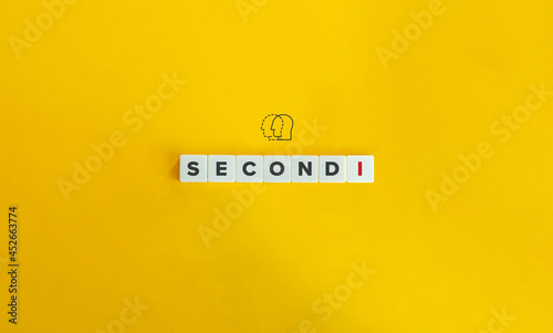 Photo Second I banner