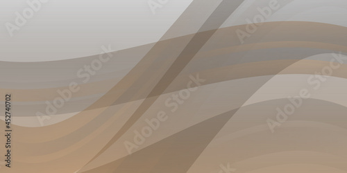 Abstract brown and grey background Poster Mural XXL