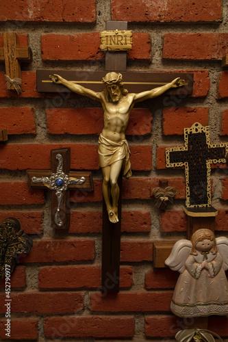 Canvas Print crucifijo