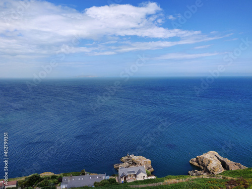 Fotografia, Obraz Bray to Greystones - Cliff walk, Bray, dublin, Ireland