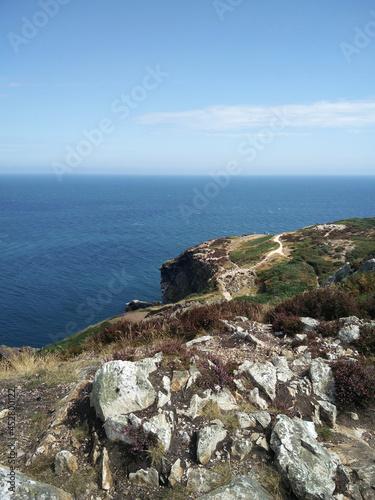 Canvas-taulu Bray to Greystones - Cliff walk, Bray, dublin, Ireland