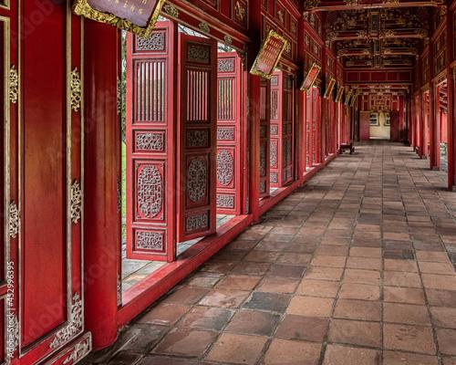 Canvas Print Hue citadel