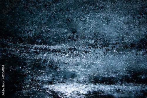 Obraz na płótnie texture de glace