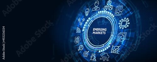 Fényképezés Business, Technology, Internet and network concept