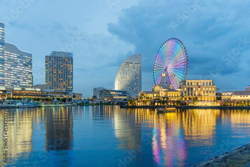 Fotografie, Obraz Yokohama Japan