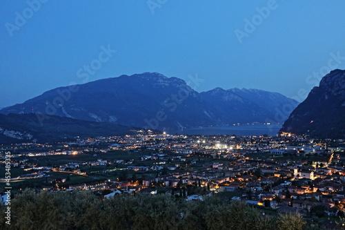 Canvas Print Lago di Garda