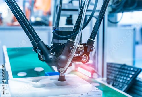 Carta da parati automatic and pneumatic piston sucker unit on industrial machine,automation comp