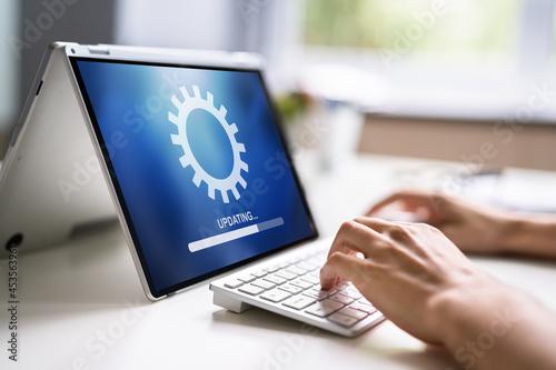 Business Computer Online Update