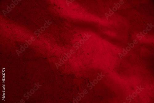 fond ou arrière-plan rose, rouge, bordeaux, abstrait, texture de mur de béton co Fototapeta