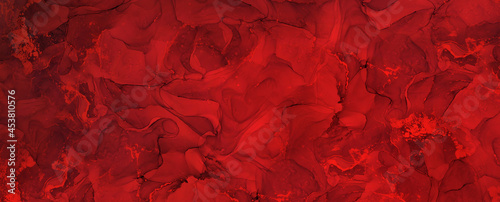Fotografie, Tablou red texture background