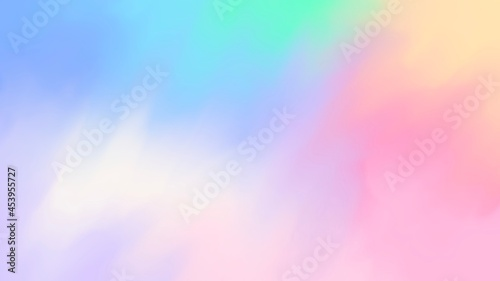 Fotografie, Obraz paper art background design full soft color