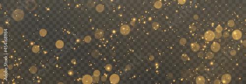 Special design of glitter for Christmas Fototapeta