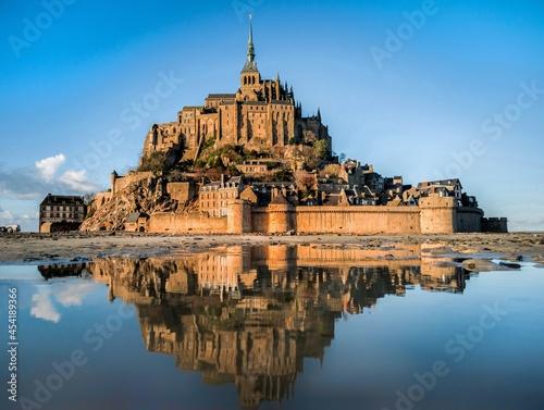 Fotografie, Obraz Le Mont Saint-Michel