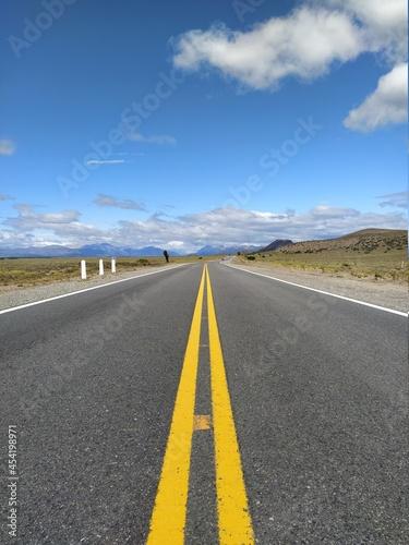 Sigue mi camino Fototapet