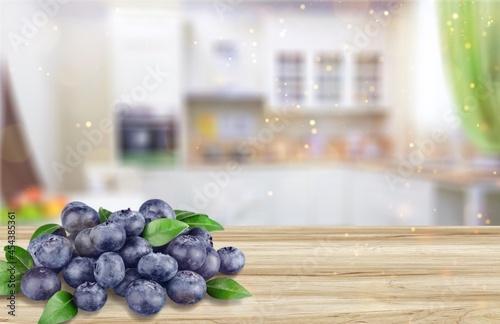 Fotografija Blueberry.