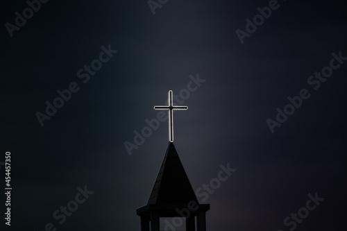 Fotografia 십자가 cross church