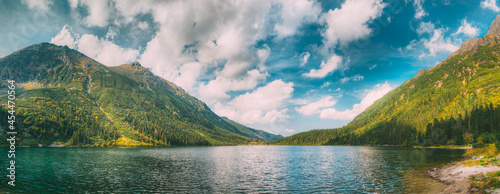 Fotografie, Obraz Tatra National Park, Poland