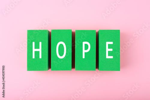 Slika na platnu Concept of hope and faith