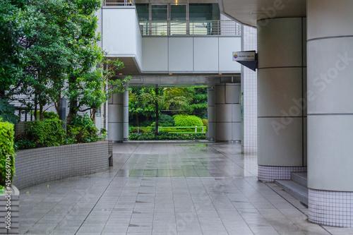 東京、六本木 路地に入ると別の世界が現れる Tapéta, Fotótapéta