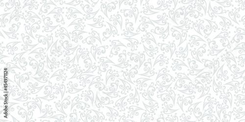 Floral vector seamless pattern Fototapet