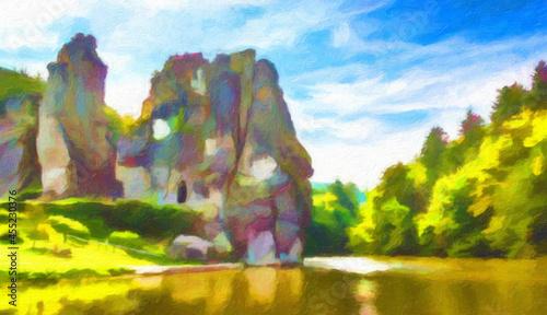 Canvas Impressionnisme