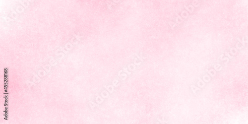 Foto pink texture background with love background, pastel watercolor paint