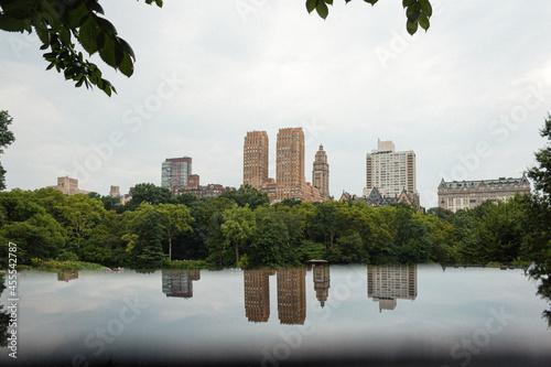 Fotografiet central park new york city