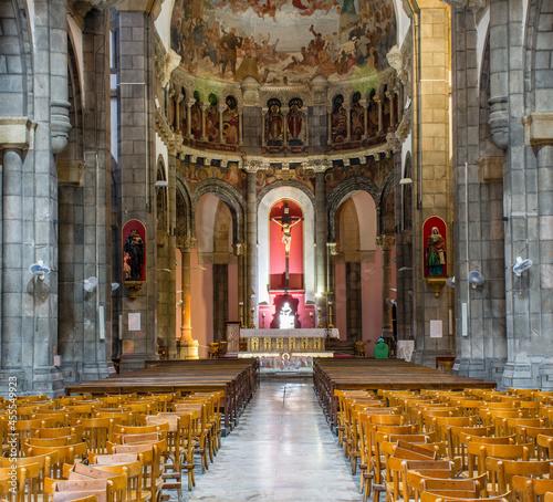 Canvastavla Tunisian Church