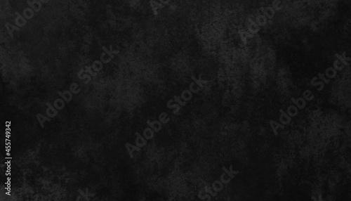 Obraz na plátně Grunge dark gray chalk board texture