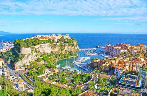 The pearl of Cote d'Azur, Monaco фототапет