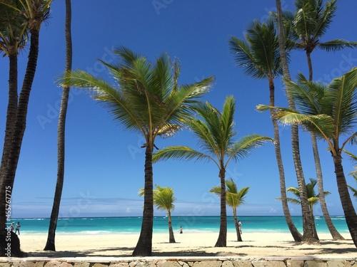 Punta Cana, Reública Dominicana Fototapet