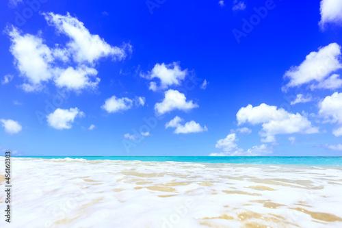 Fototapeta 沖縄の美しいビーチ